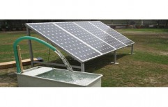 Solar Water Pump by Aum Solar Solutions