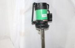 Malhar SS Motorized Barrel Pump, MBSS-1