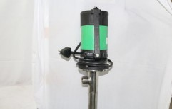SS Motorized Barrel Pump by Creative Engineers