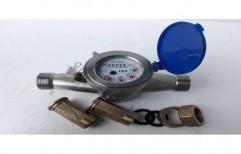 Stainless Steel Multijet Water Meter by Creative Engineers