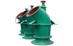 Vertical Axial Flow Pump by Creative Engineers