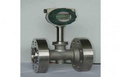 Vortex Flow Meter by Creative Engineers