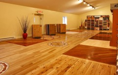 Wooden Flooring Services by Kranthi Wood Works