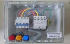 AC DB by Sunrise Solartech Solutions