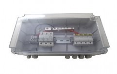 Array Junction box by Sunrise Solartech Solutions