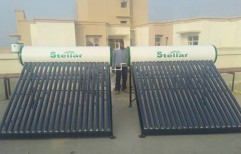 Domestic Solar Water Heaters by Stellar Renewables Private Limited