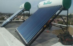 ETC Solar Water Heaters by Stellar Renewables Private Limited