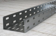 Perforated Cable Trays by S. J. Renewable Energy