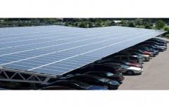 Solar Car Ports Solution by Sunrise Solartech Solutions