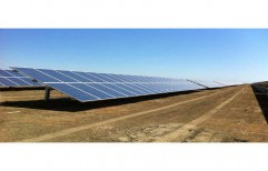 Solar Ground Mounting Solution by Sunrise Solartech Solutions