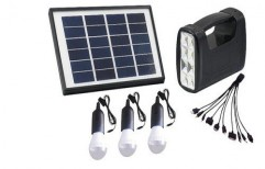 Solar Lighting System by Stellar Renewables Private Limited
