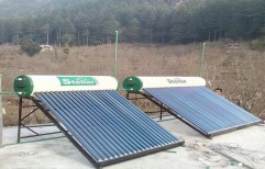 Solar Water Heating System by Stellar Renewables Private Limited