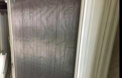 Aluminium Mesh Door by Suvarnaraja Glass & Aluminium