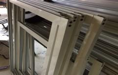 Aluminium Window Profile by Suvarnaraja Glass & Aluminium