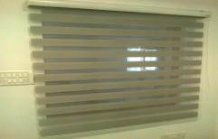 Double Roller Blind by Cordial Associates