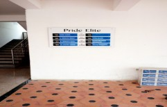 Floor Directory Signage by Cordial Associates