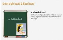 Green Chalk Boards Deluxe Model by Cordial Associates
