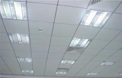 Grid False Ceiling by Cordial Associates