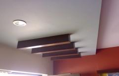Gypsum Ceiling Work by Cordial Associates