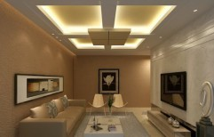 Gypsum False Ceiling Installation Services by Cordial Associates
