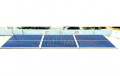 Hybrid Solar Roofing System by Veena Enterprises