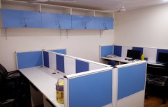 Modular Workstations by Cordial Associates