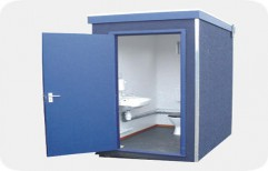 Prefab Toilet by Virat Technofab Private Limited