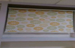 Printed Roller Blinds by Cordial Associates