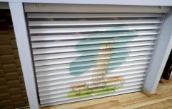 Printed Triple Shade Blinds by Cordial Associates