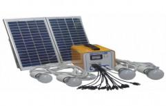 Solar Home Lighting System by Goyam Solar