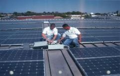 Solar Panel Annual Maintenance Service by Veena Enterprises