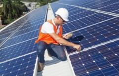 Solar Panel Maintenance Service by Veena Enterprises