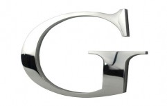 Stainless Steel Letter by Cordial Associates