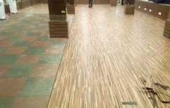 Vinyl Luxury Planks Flooring by Cordial Associates