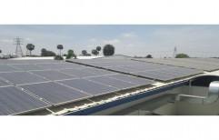 Industrial Solar Power Plant by Sunloop Energy