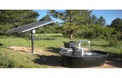 Solar Pump Set by Sunloop Energy