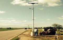 Solar Street Light System by Sunloop Energy