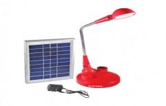 Solar Study Lamp by Devang Solaar