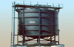 Chemical Acid Processing Tanks by Ajmera Agency
