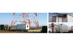 Control Room Inverter Room - Prefab Buildings by Ajmera Agency