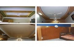 False Ceiling & Wall Panellings by Ajmera Agency