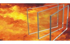 Fire Resistant Glass by Birkan Engineering Industries Private Limited
