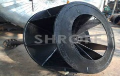 Rubber Lined Blower Impeller by Shroff Process Pumps