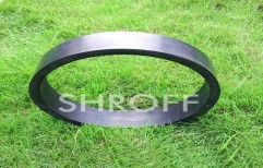 Nitrile Rubber Slitter Rings by Shroff Process Pumps