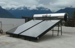Pressurised Solar Water Heater by Focusun Energy Systems (Sunlit Group Of Companies)