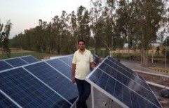 Solar Rooftop Systems by Ashray Trader