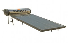 FPC Solar Water Heater by Focusun Energy Systems (Sunlit Group Of Companies)