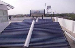 Integrative Solar Water Heater by Focusun Energy Systems (Sunlit Group Of Companies)