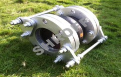 Pressure Balanced Rubber Expansion Joint by Shroff Process Pumps