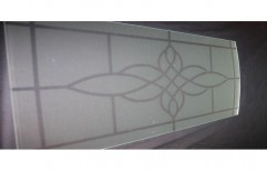 Acid Etched Glass by Birkan Engineering Industries Private Limited